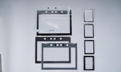 Chế tạo kính màn hình, kính cảm ứng