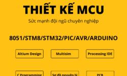 Thiết kế MCU