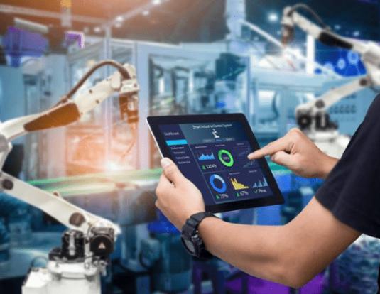 Nhà máy thông minh trong công nghiệp 4.0